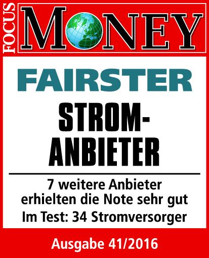 NaturEnergiePlus ist zum sechsten Mal in Folge Fairster Stromanbieter | Freie-Pressemitteilungen.de