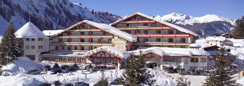 Das Familienhotel Tirol - der Kaiserhof and er Zugspitzarena