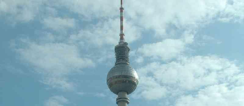 Deutsche-Politik-News.de | Fernsehturm Berlin 2016