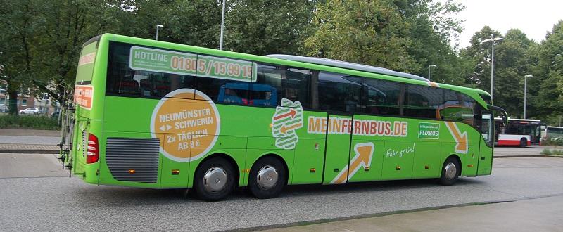 Deutsche-Politik-News.de | Flixbus / Mein Fernbus 2015