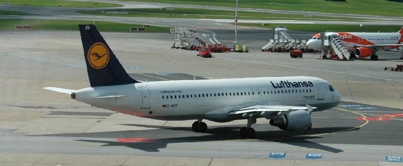 Deutsche-Politik-News.de | Flugzeug der Lufthansa 2016