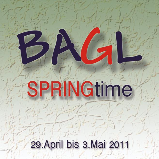 Auto News | Moderne zeitgenössische Kunst zeigt BAGL SPRINGtime 2011 in Berlin (29.4. - 3.5.)