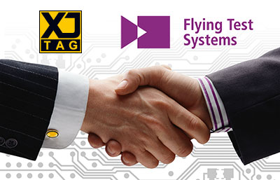 XJTAG und Flying Test Systems unterzeichnen Technologiepartner-Vertrag