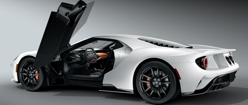 Der Ford GT ist das ''Auto Bild Sportscar des Jahres'': Die Leser küren den Supersportler aus den USA in seiner Klasse zum Importsieger!