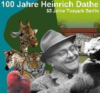 Tier Infos & Tier News @ Tier-News-247.de | 100 Jahre Heinrich Dathe – 55 Jahre Tierpark Berlin