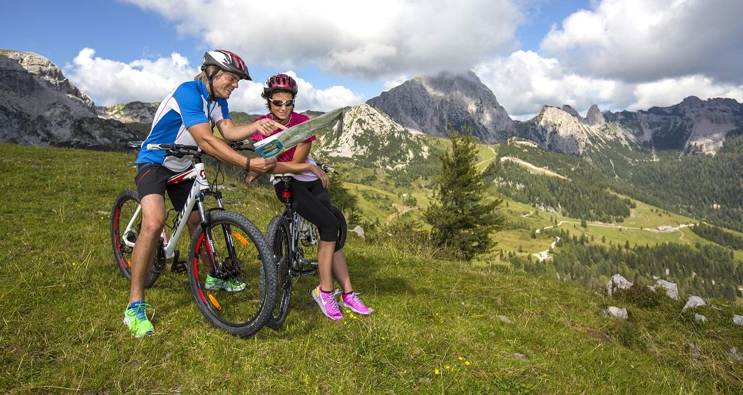 kostenlos-247.de - Infos & Tipps rund um Kostenloses | In den Karnischen Alpen gibt es ein erstklassiges Mountainbike- und Radwegenetz von 950 Kilometern.
