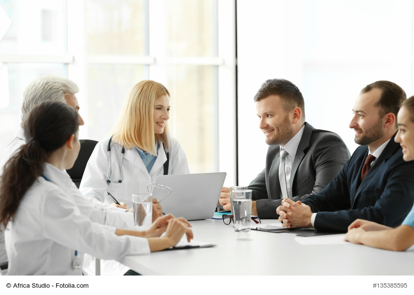 News - Central: Ärztemeeting - Fachberater/in im ambulanten Gesundheitswesen