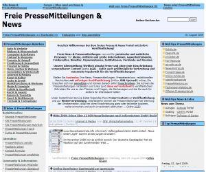 PHPNuke Service DE - rund um PHP & Nuke | Freie News & PresseMitteilungen