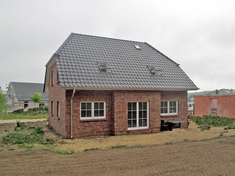 News - Central:  Das Friesenhaus kann am kommenden Wochenende in 15745 Wildau besichtigt werden. Foto: Roth-Massivhaus