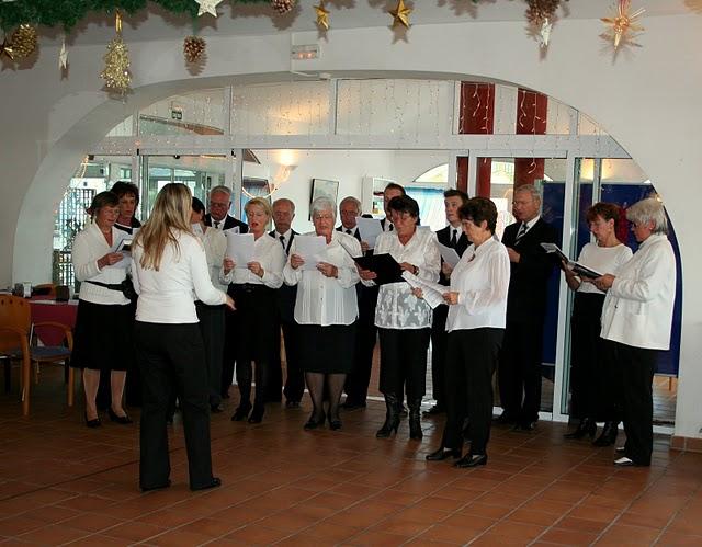 SeniorInnen News & Infos @ Senioren-Page.de | Chor der Gemeinde Denia