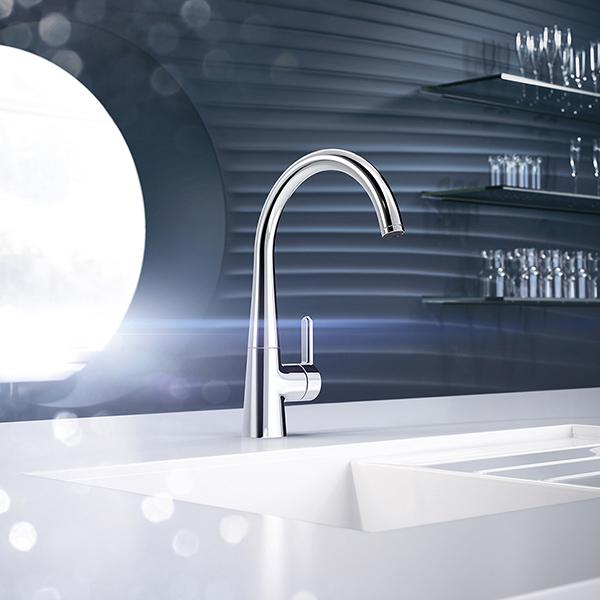 HANSADESIGNO Style: einheitliche Gestaltung dank Coordinated Design. Foto: Hansa Armaturen GmbH | Freie-Pressemitteilungen.de