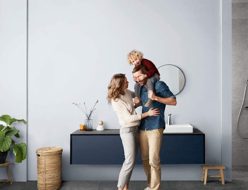 SMART Armaturen machen den Alltag hygienischer, sicherer und komfortabler. Foto: Hansa Armaturen GmbH