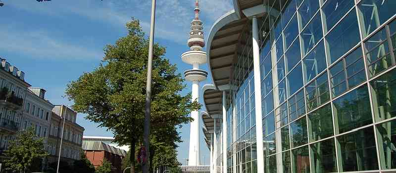 Deutsche-Politik-News.de | Hamburg Messegelände im Zentrum 2012