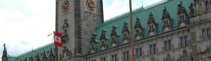 Deutsche-Politik-News.de | Rathaus Hamburg 2016