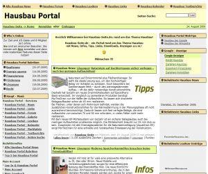 PHPNuke Service DE - rund um PHP & Nuke | Hausbau & Einfamilienhaus