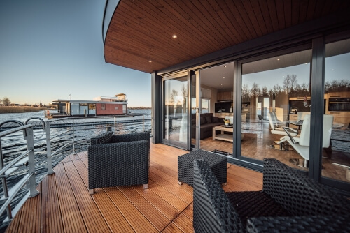 News - Central: Hausboot Urlaub am Goitzschesee