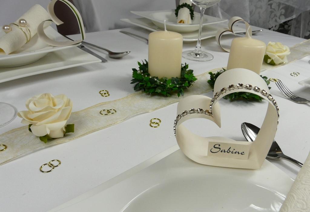 Hochzeit-Heirat.Info - Hochzeit & Heirat Infos & Hochzeit & Heirat Tipps | Mustertisch zur Hochzeit - tischdeko-online.de