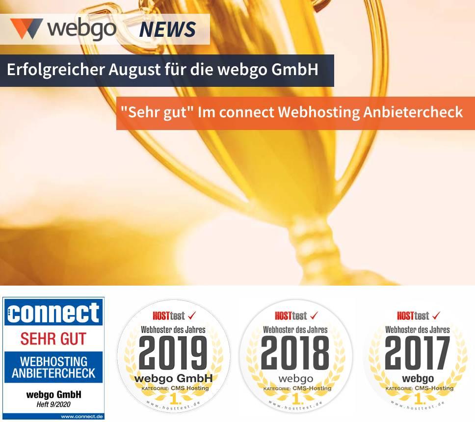 Gutscheine-247.de - Infos & Tipps rund um Gutscheine | Webhosting Auszeichnungen webgo GmbH, connect Testurteil