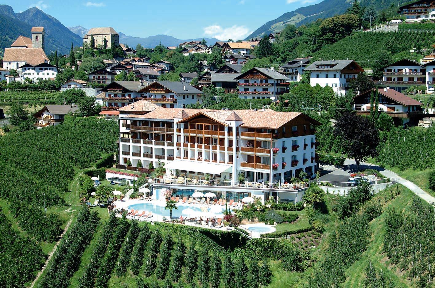 Hotel Tyrol in Schenna, Südtirol – Hotel Tyrol