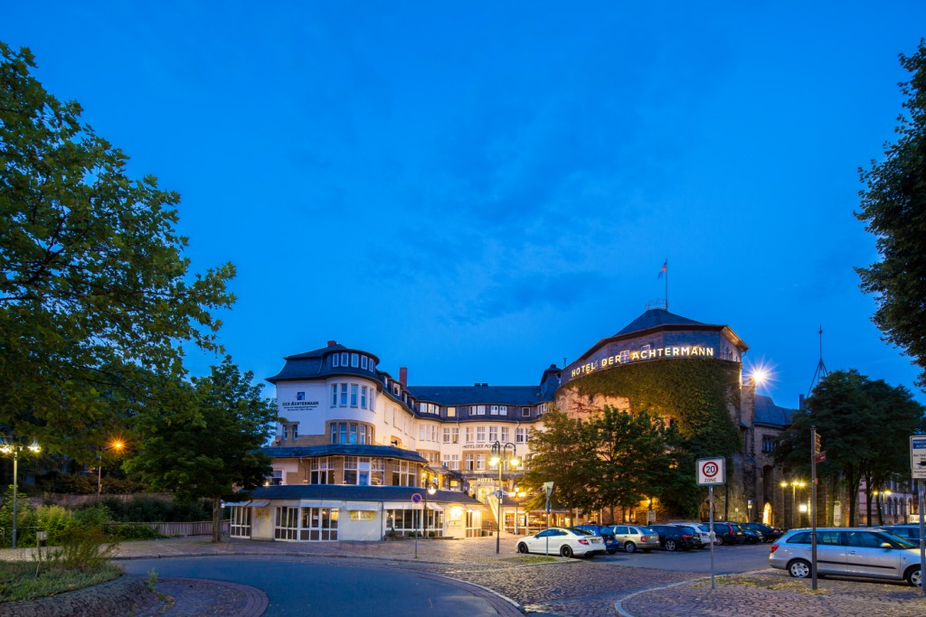 News - Central: Hotel Der Achtermann