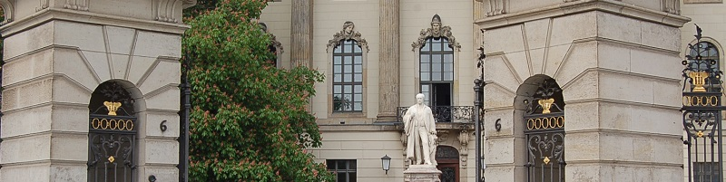 Deutsche-Politik-News.de | Humboldt-Universität zu Berlin 2013