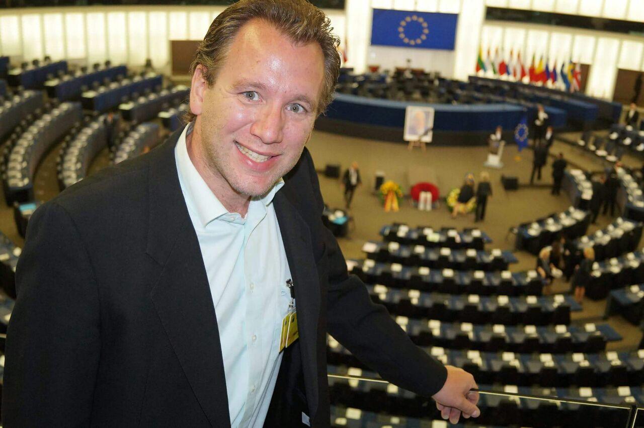 Thilo Schneider im Europäischen Parlament:  | Freie-Pressemitteilungen.de