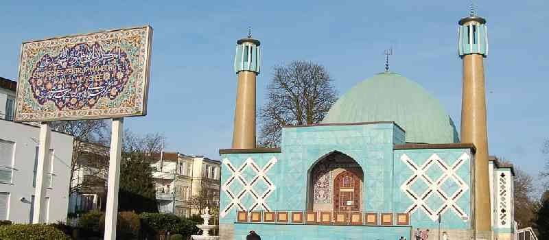 Deutsche-Politik-News.de | Imam-Ali-Moschee des Islamischen Zentrums Hamburg 2016