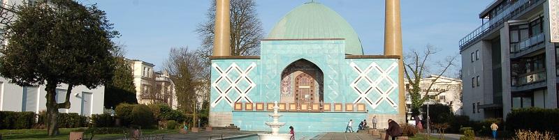 Deutsche-Politik-News.de | Imam-Ali-Moschee des Islamischen Zentrums Hamburg
