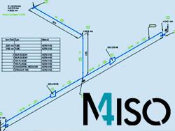 Europa-247.de - Europa Infos & Europa Tipps | M4 ISO erstellt aus PTC Creo Piping automatisch unmaßstäbliche Rohrleitungsisometrien inklusive Bemaßung