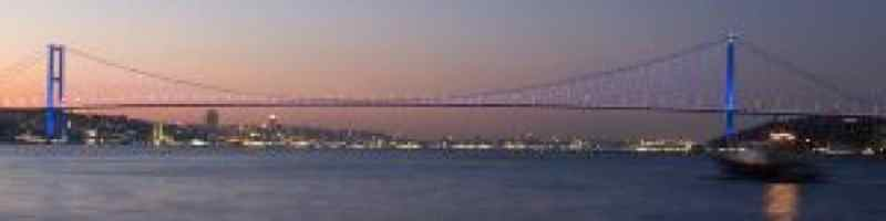 Deutsche-Politik-News.de | Istanbul Bosporus-Brücke 2012