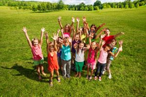 Betreute Kinderreisen im Sommer
