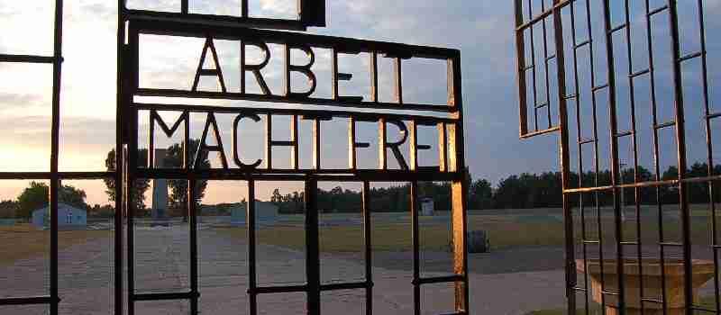 Deutsche-Politik-News.de | Tor vom KZ Sachsenhausen (201)