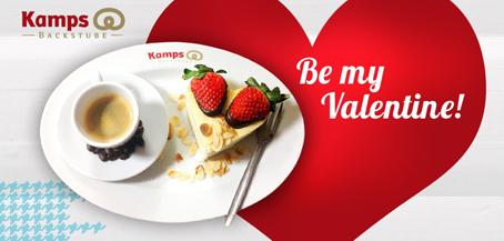 Hamburg-News.NET - Hamburg Infos & Hamburg Tipps | Kamps Käsekuchenherz zum Valentinstag