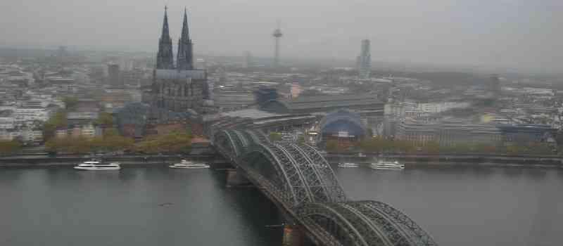 Deutsche-Politik-News.de | Skyline Köln 2018