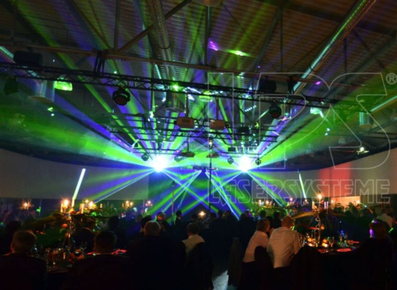 Auto News | Lasershow from LPS Lasersysteme
