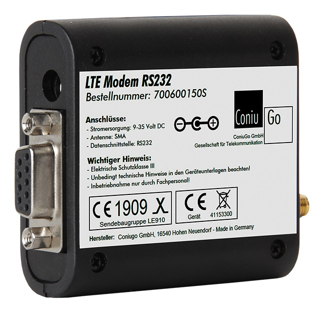 Deutsche-Politik-News.de | LTE Modem RS232