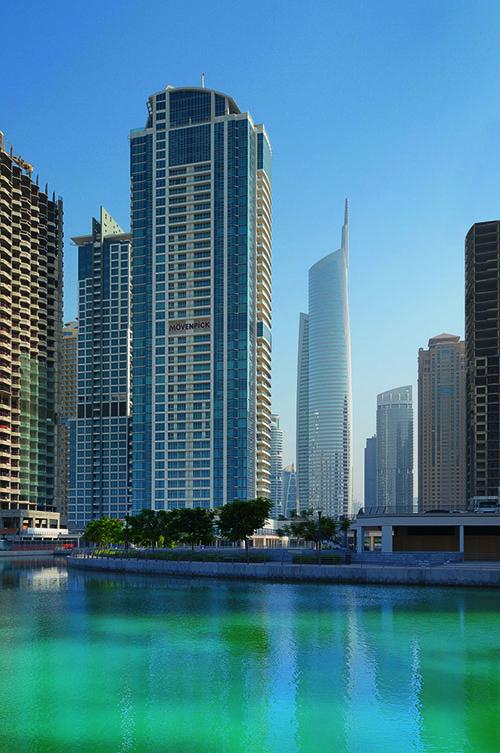 fluglinien-247.de - Infos & Tipps rund um Fluglinien & Fluggesellschaften | Mövenpick Hotel Jumeirah Lakes Towers
