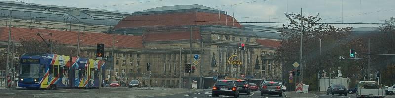 Deutsche-Politik-News.de | Leipzig Hauptbahnhof 2011