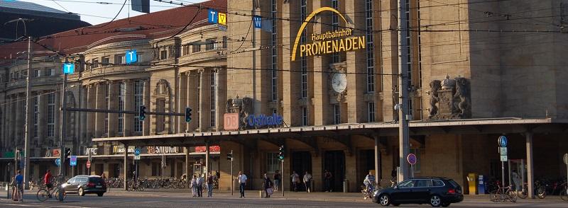 Deutsche-Politik-News.de | Leipzig Hauptbahnhof 2014