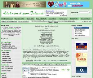 Freie Pressemitteilungen | Links-im-Internet.de - eine Internet Linking Suite !