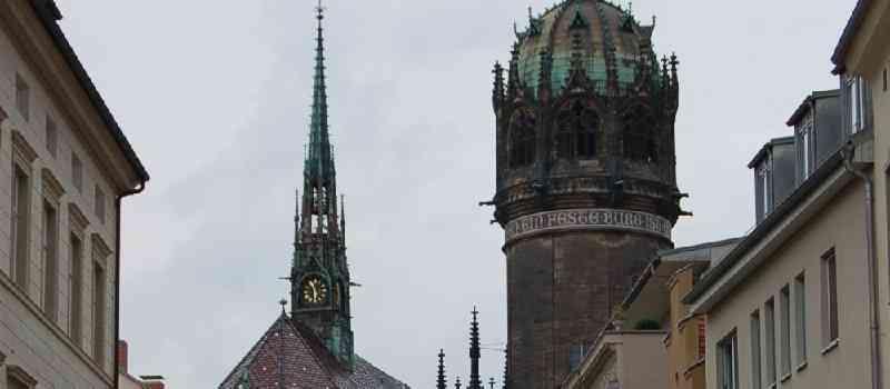 Deutsche-Politik-News.de | Lutherstad Wittenberg Schlosskirche 2013