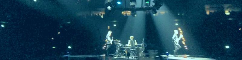 MUSE-Konzert in Hamburg: Die britische Prog-Rock-Band, eine der erfolgreichsten und gefeiertsten Rockbands der Welt, auf der