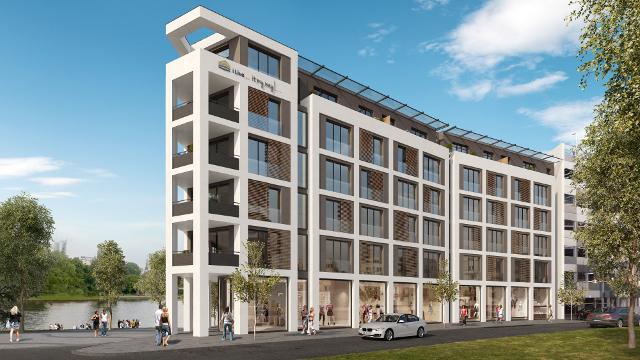 Frankfurt-News.Net - Frankfurt Infos & Frankfurt Tipps | Main Atrium: Mikroapartments direkt am Offenbacher Hafen
