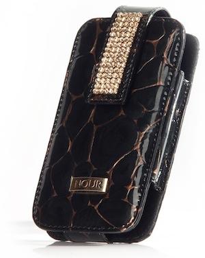 Handy News @ Handy-Info-123.de | NOUR: Wenn Swarovski Kristalle und hochwertiges Leder sich paaren, freut sich das iPhone