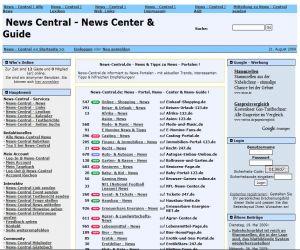 PHPNuke Service DE - rund um PHP & Nuke | PHPNuke Service DE - Foto: News Central - News Center & News Guide!.