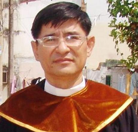 News - Central: Pastor Nguyen Hong Quang (Foto: VietmenChurch)