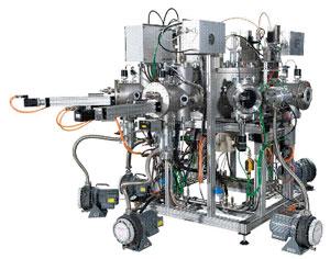 Alternative & Erneuerbare Energien News: Das UNIVEX Beschichtungssystem für Forschung und Experimente