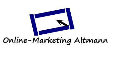 Logo - Online Marketing-Altmann