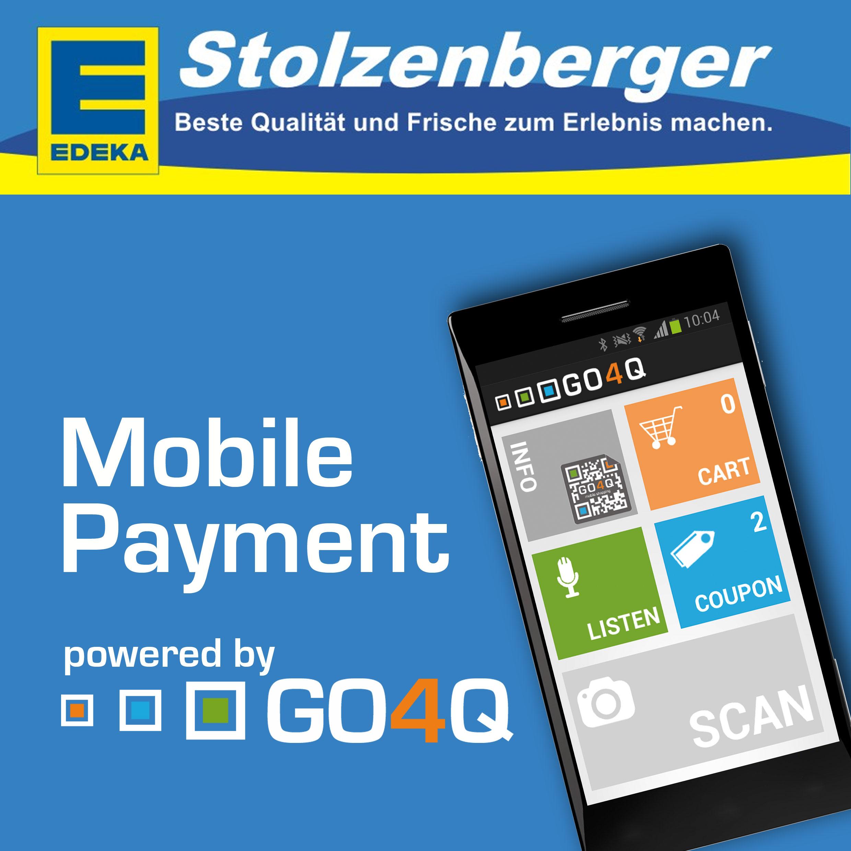 Hardware Infos & Hardware Tipps @ Hardware-News-24/7.de | Mobile Payment mit GO4Q jetzt auch bei EDEKA Stolzenberger