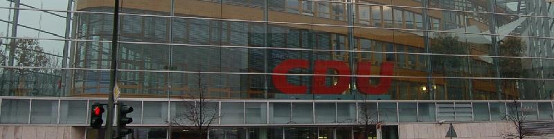 Deutsche-Politik-News.de | CDU Bundesvorstand Berlin
